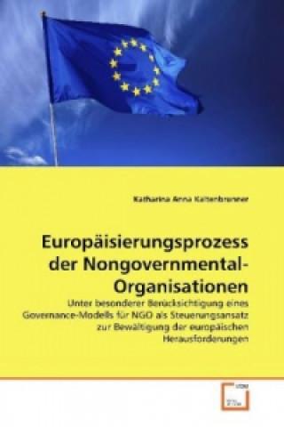 Europäisierungsprozess der Nongovernmental-Organisationen