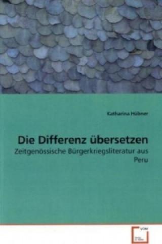 Die Differenz übersetzen