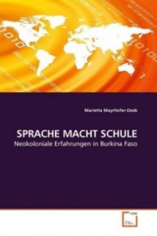 SPRACHE MACHT SCHULE