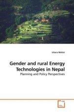 Gender and rural Energy Technologies in Nepal
