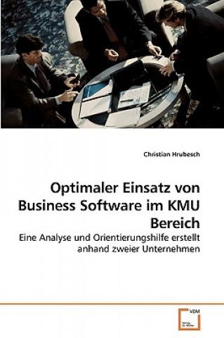 Optimaler Einsatz von Business Software im KMU Bereich