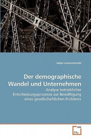 Demographische Wandel Und Unternehmen