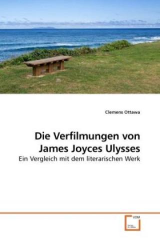 Die Verfilmungen von James Joyces Ulysses