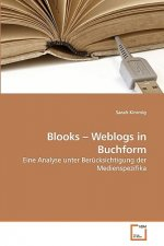 Blooks - Weblogs in Buchform