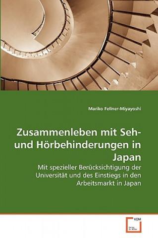 Zusammenleben Mit Seh- Und Horbehinderungen in Japan