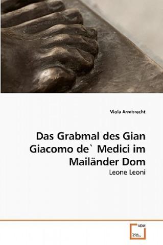 Grabmal Des Gian Giacomo de Medici Im Mailander Dom