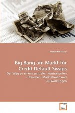 Big Bang am Markt für Credit Default Swaps