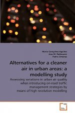 Alternatives for a cleaner air in urban areas: a modelling study