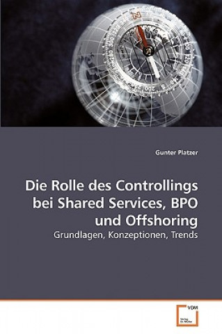 Rolle Des Controllings Bei Shared Services, Bpo Und Offshoring