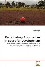 Participatory Approaches in Sport for Development
