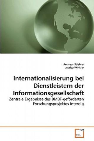 Internationalisierung Bei Dienstleistern Der Informationsgesellschaft