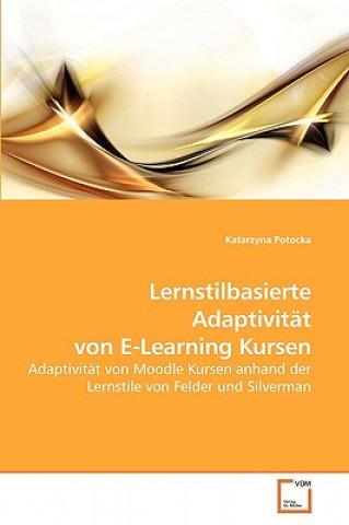 Lernstilbasierte Adaptivitat Von E-Learning Kursen