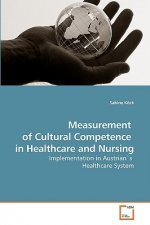 Measurement of Cultural Competence in Healthcare and Nursing