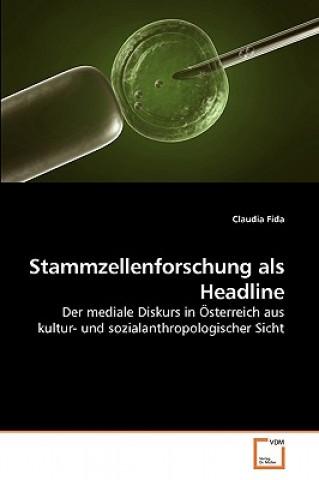 Stammzellenforschung ALS Headline