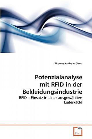 Potenzialanalyse mit RFID in der Bekleidungsindustrie