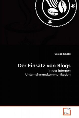 Einsatz Von Blogs