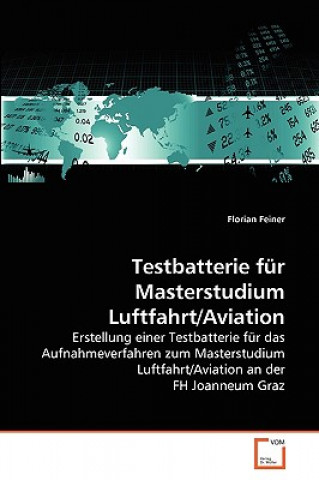 Testbatterie Fur Masterstudium Luftfahrt/Aviation