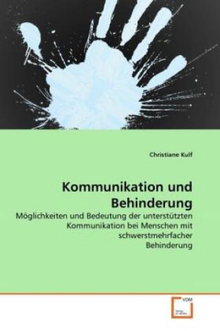 Kommunikation und Behinderung