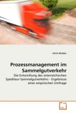 Prozessmanagement im Sammelgutverkehr