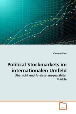 Political Stockmarkets im internationalen Umfeld