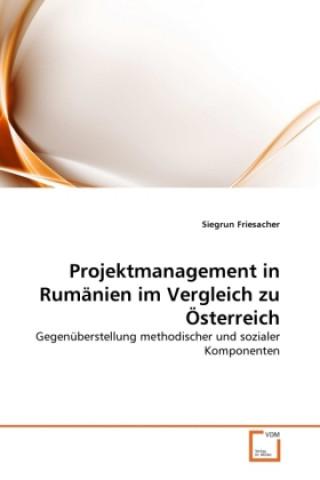 Projektmanagement in Rumänien im Vergleich zu Österreich