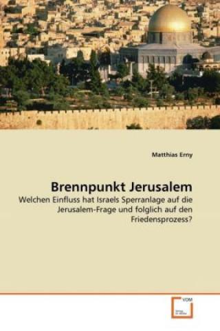 Brennpunkt Jerusalem