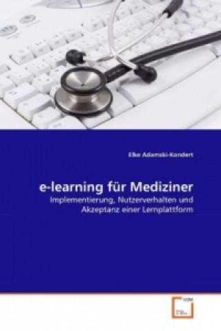 e-learning für Mediziner