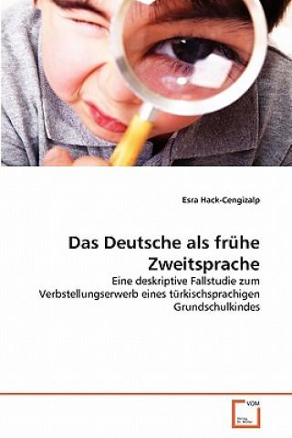 Deutsche ALS Fruhe Zweitsprache