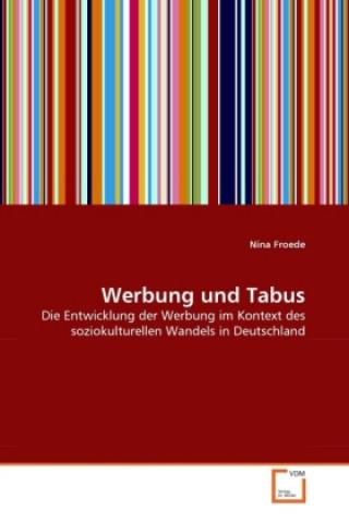 Werbung und Tabus