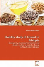 Stability study of linseed in Ethiopia