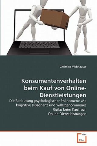 Konsumentenverhalten Beim Kauf Von Online-Dienstleistungen