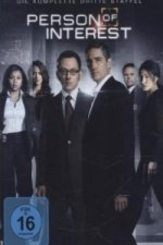 Person of Interest, 6 DVDs. Staffel.3
