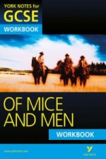 Of Mice and Men: York Notes for GCSE Workbook