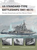 US Standard-Type Battleships 1941-45 1