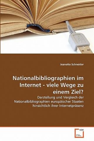 Nationalbibliographien Im Internet - Viele Wege Zu Einem Ziel?