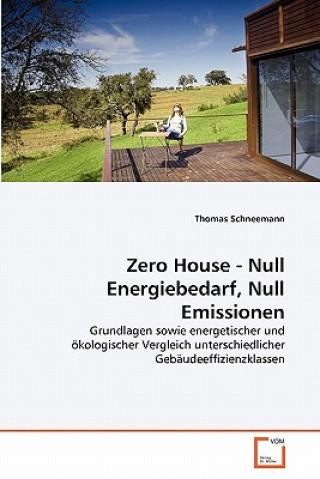 Zero House - Null Energiebedarf, Null Emissionen