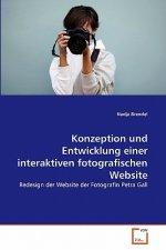 konzeption Und Entwicklung Einer Interaktiven Fotografischen Website
