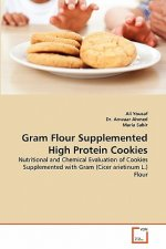 Gram Flour Supplemented High Protein Cookies