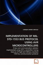 Implementation of Mil-Std-1553 Bus Protocol Using Avr Microcontrollers