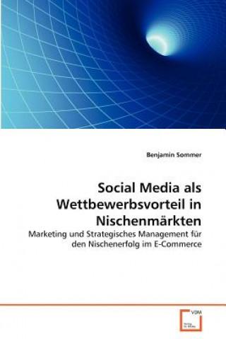 Social Media ALS Wettbewerbsvorteil in Nischenmarkten