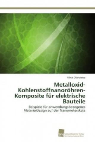 Metalloxid-Kohlenstoffnanoröhren- Komposite für elektrische Bauteile