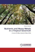 Nutrients and Heavy Metals in a Tropical Savannah