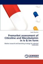 Premarket assessment of Citicoline and Mecobalamin in Iv & Im form