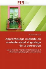 Apprentissage implicite du contexte visuel et guidage de la perception