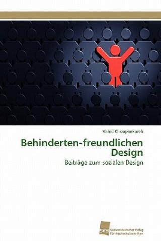 Behinderten-Freundlichen Design