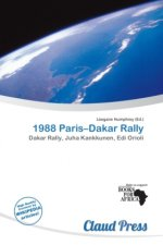 1988 Paris Dakar Rally