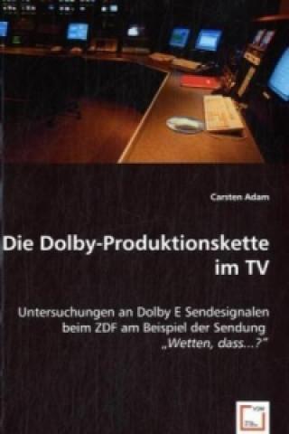 Die Dolby-Produktionskette im TV