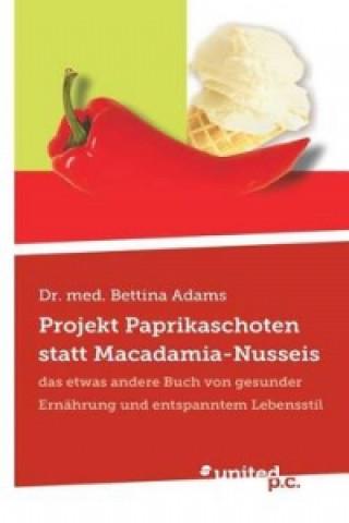 Projekt Paprikaschoten statt Macadamia-Nusseis