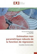 Estimation non paramétrique robuste de la fonction de régression