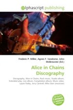 Alice in Chains Discography